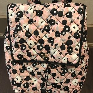Kate Spade Torrence Quilted Nylon Baby Backpack